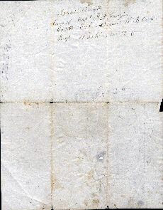 letter to his father, back